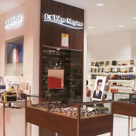 マレーシア・クアラルンプールSOGO店店内画像