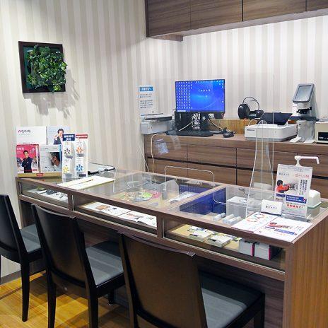 川口店「聴こえ倶楽部」店舗画像